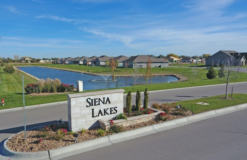 Siena Lakes  in in Northwest Wichita