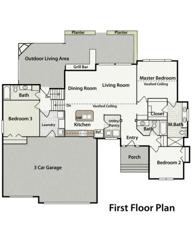 Flex Plans Custom Home Floor Plans J Russell Communities
