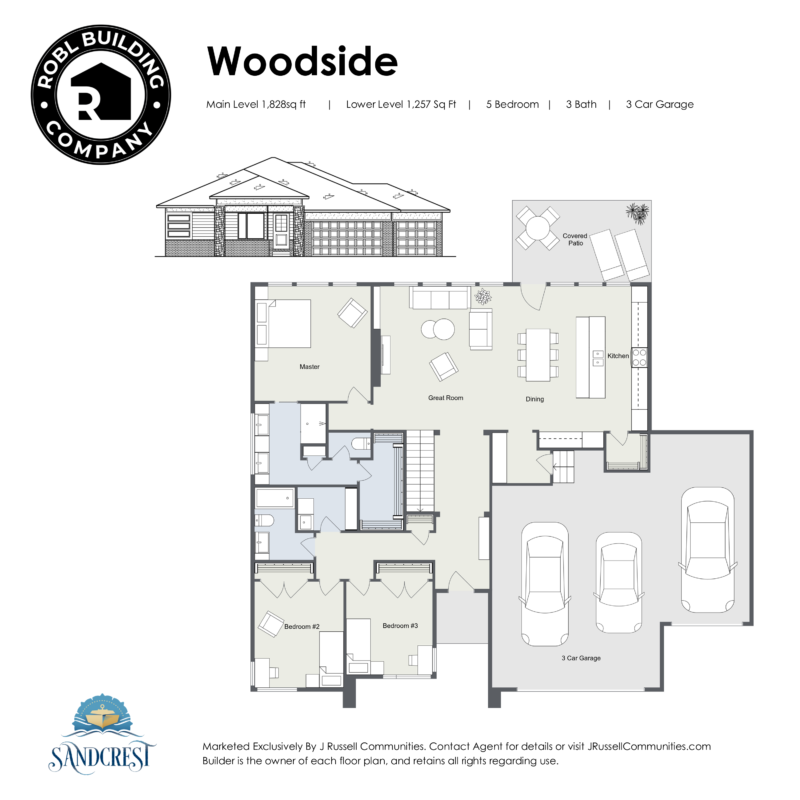 Plan Boards Robl Woodside 2701 Curtis