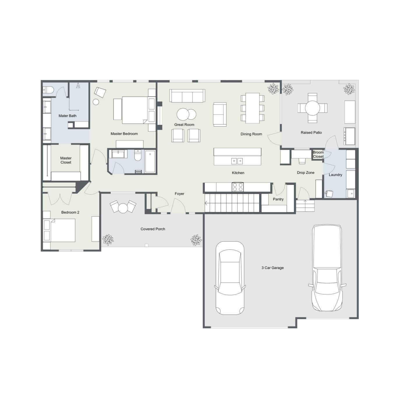 Arvada Lies Bugner 2 Bed