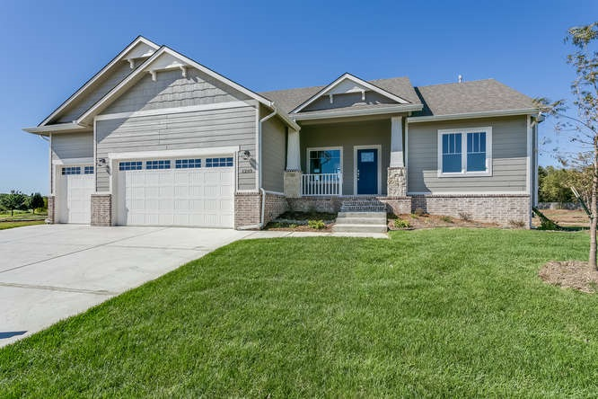 1209 Fawnwood, Wichita, KS, 67235