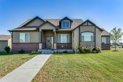 6719 Central Park Ave, Bel Aire, KS, 67226